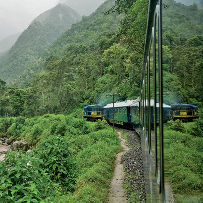 Hiram Bingham Orient Express: Best rail journeys in world