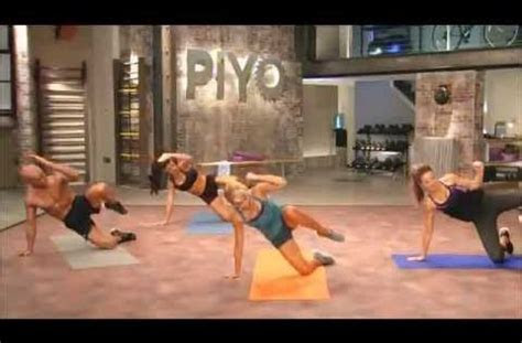 piyo chalene johnsons  fitness program piyo