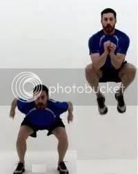 Knee Luck Jump