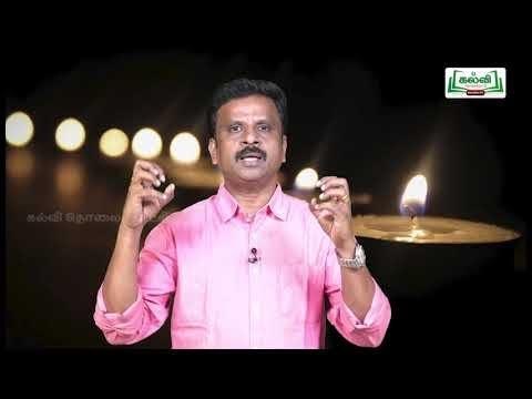 முப்பரிமாணம் Std 11 TM Physics Veppam Matrum Veppa Iyakkaviyal Part 3 Kalvi TV