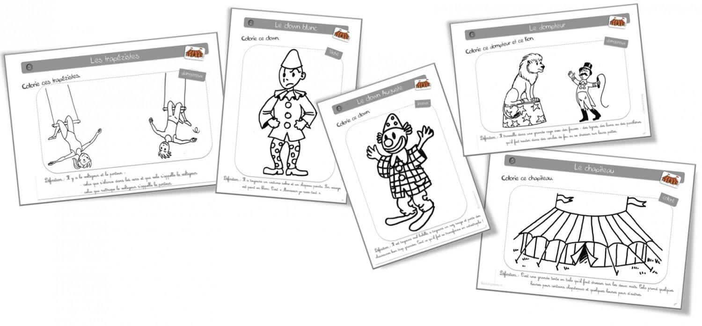 Coloriage Piste Cirque.Luxe Coloriage D Animaux De Cirque Imprimer Et Obtenir Une
