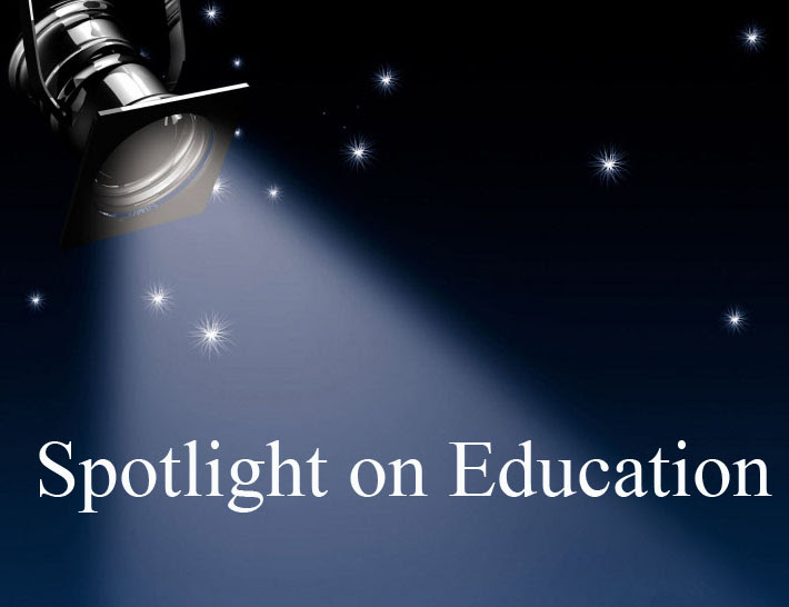 spotlight on education