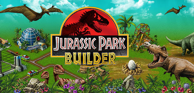 Game Review Jurassic Park Builder Draxisweb Productions