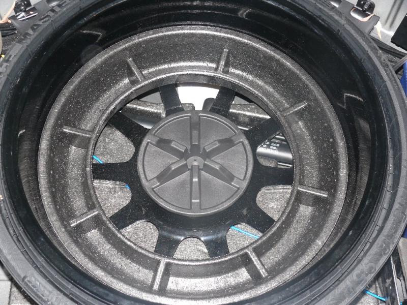 Sl55 Spare Tyre Mbworld Org Forums
