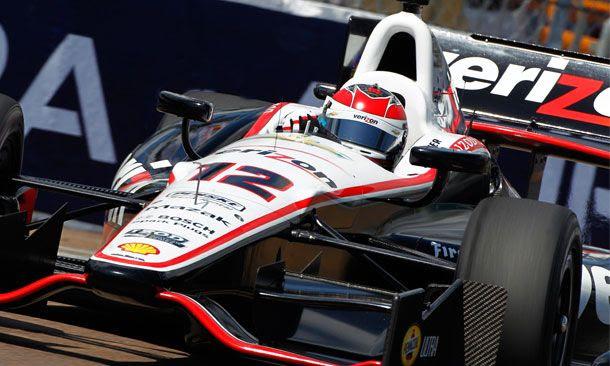 Will Power foi o mais rápido nos treinos classificatórios / Divulgação/Indycar