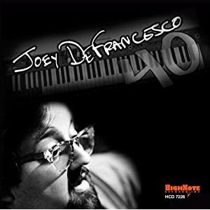 Joey DeFrancsco - 40 cover