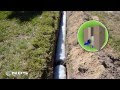 Landscaping Drainage Pipe