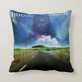 choose wisely pillow