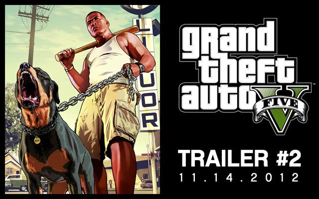 Segundo trailer de GTA V