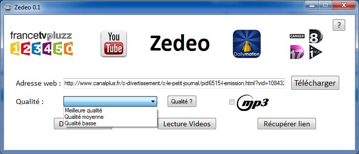 Zedeo