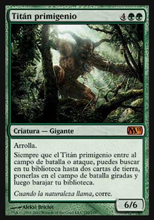 Titán primigenio