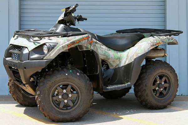 Kawasaki Brute Force 650 4x4i Camo Motorcycles For Sale