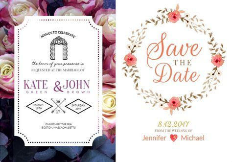 Design Solution: Free DIY Wedding Invitation Cards Online