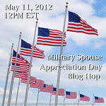 Military Spouse Appreciation Day!!