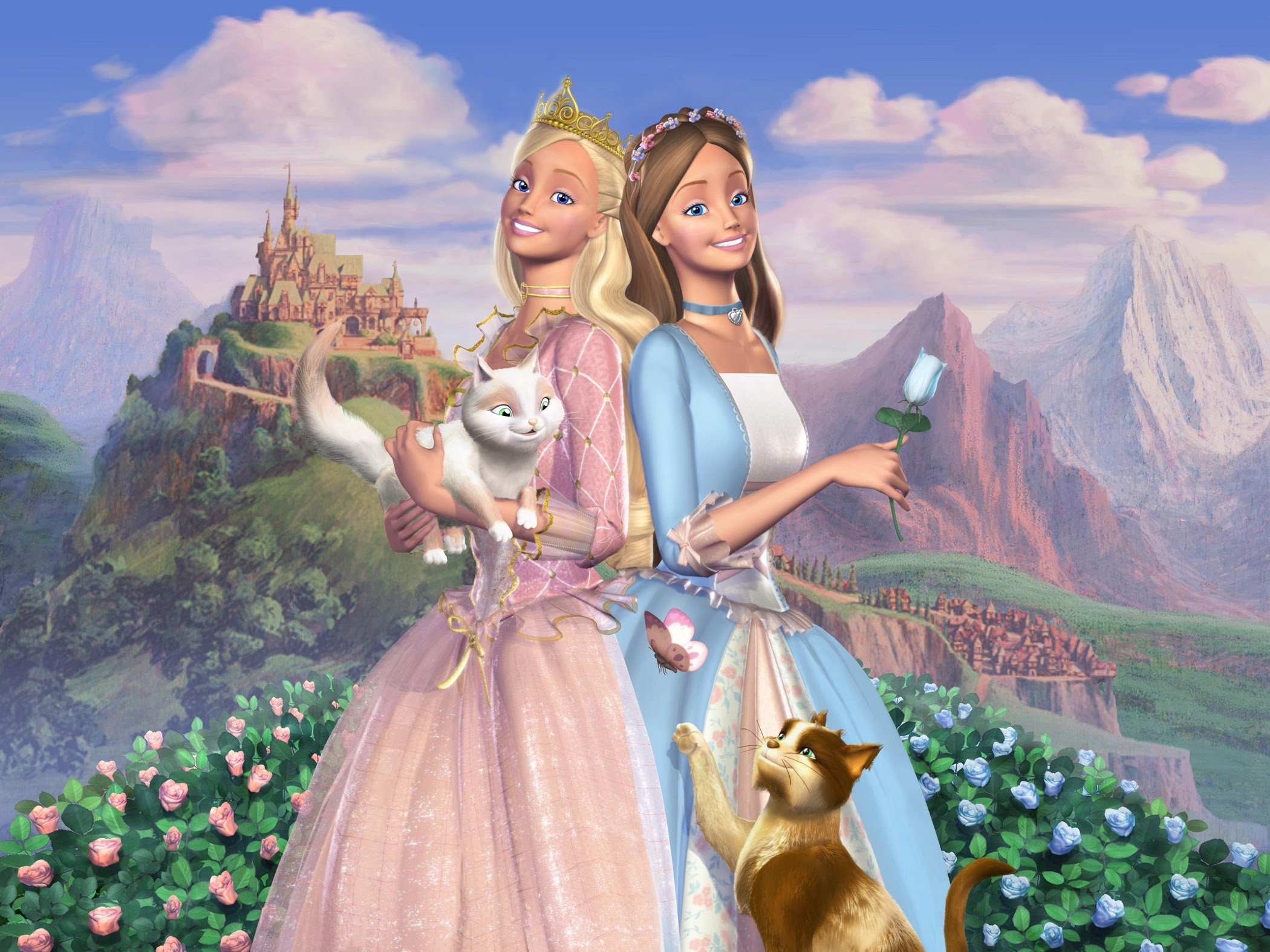barbie the princess and the pauper