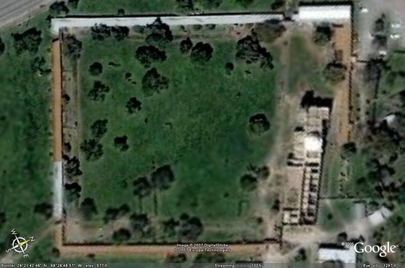 Mission San Jose, San Antonio TX copyright Google