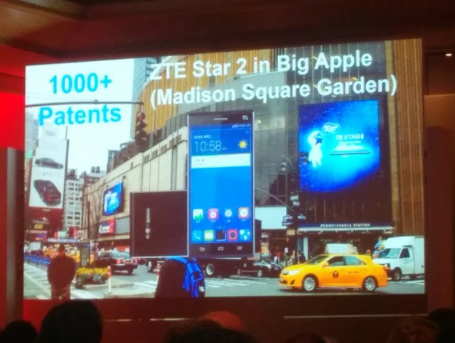 zte star 2 big apple
