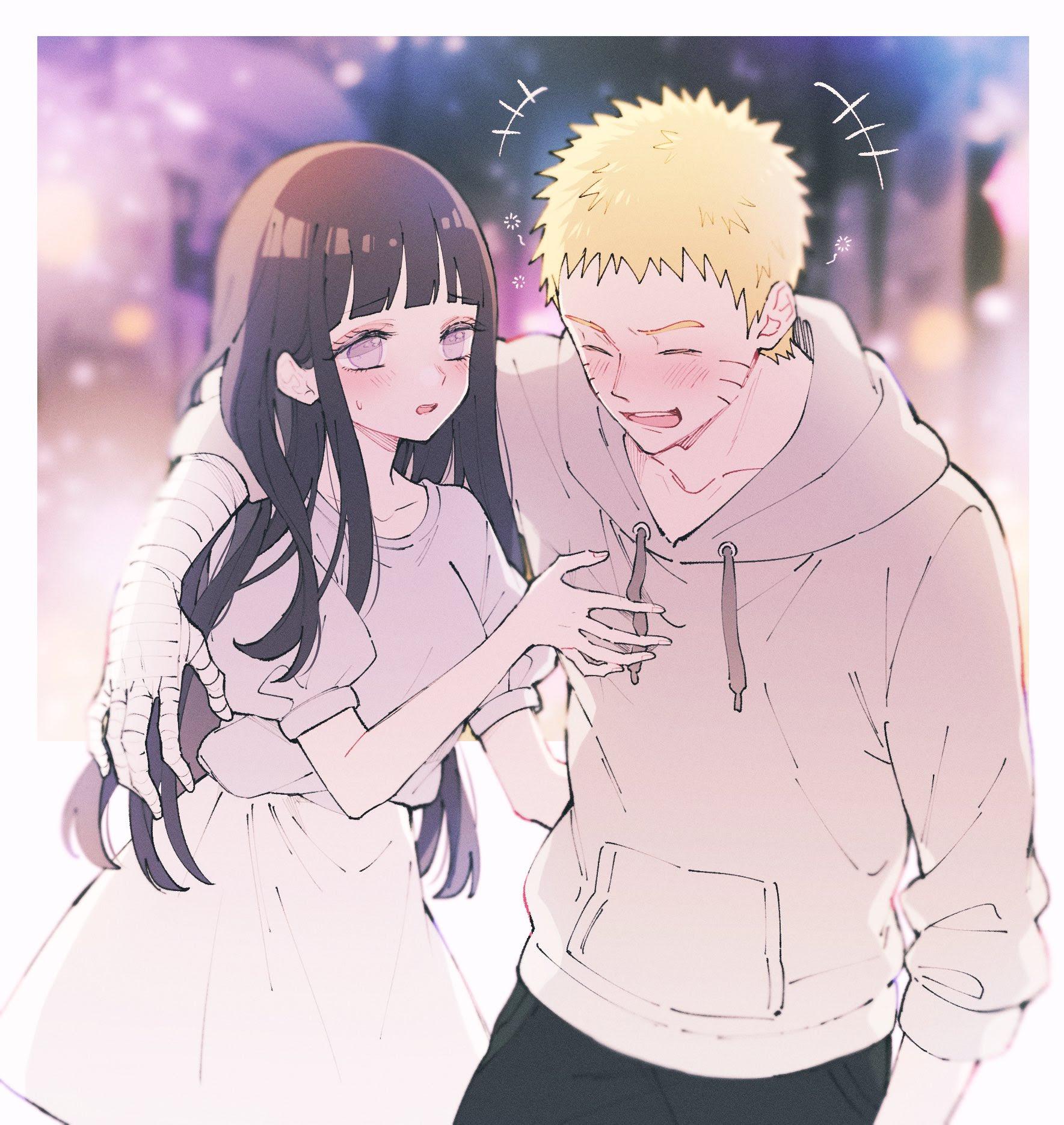 Hinata And Naruto Hinata Hyuga Wallpaper 43416749 Fanpop