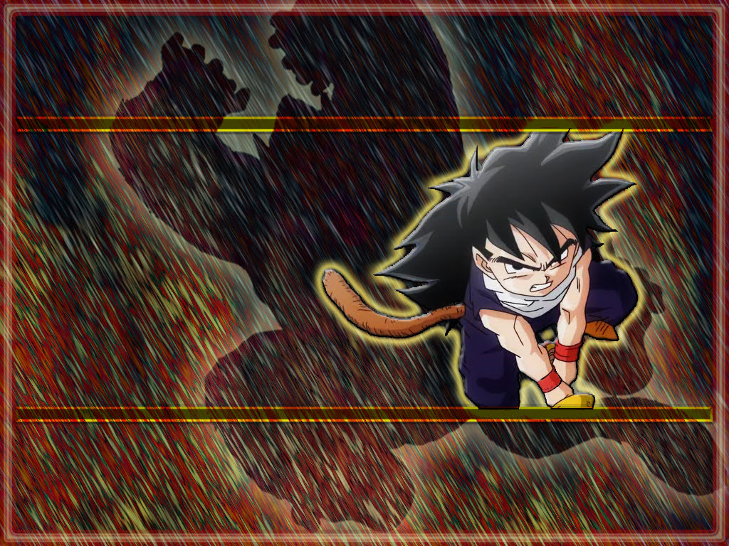 Gohan Dragon Ball Z Gt Wallpaper 16221628 Fanpop
