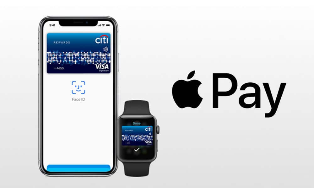 Citi credit card now available on Apple Pay in Singapore - GadgetMatch