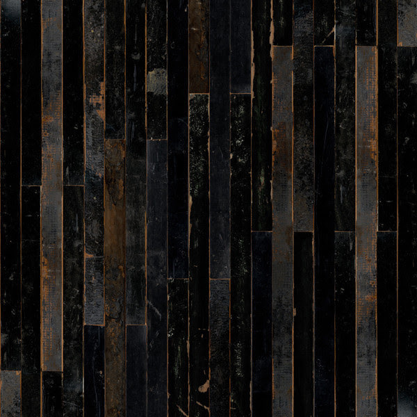 Piet Hein Eek Scrapwood Wallpaper  Modern  Wallpaper  los angeles  by Vertigo Home LLC