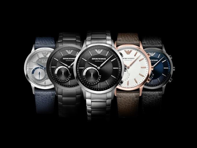 Emporio Armani Connected prepara nuevo smartwatch con Android Wear 2.0