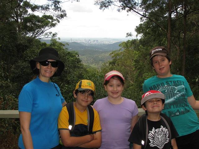 Camp Mountain Summit
