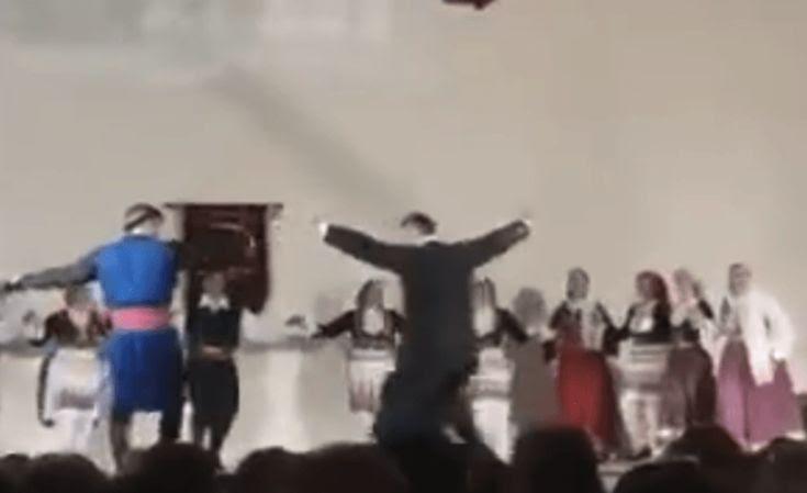 Ο χορός του ιερέα στο Διδυμότειχο που αποθεώθηκε