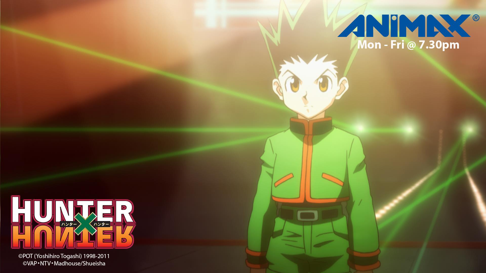Gon Hunter X Hunter Wallpaper 33025181 Fanpop