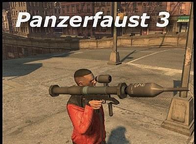 Foguete Panzerfaust 3