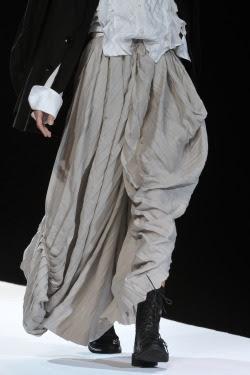 Yohji Yamamoto, Spring 2012