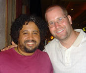 Patrick Norman of Rusted Root with Rabbi Jason Miller