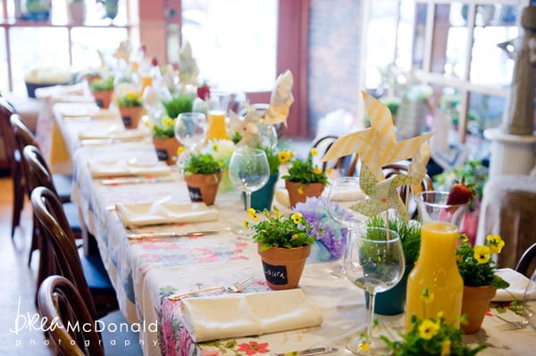 Baby Shower Garden Party - The Sweetest Occasion — The Sweetest ...