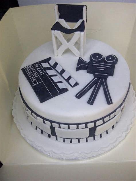 film cake   Novelty Cakes   Pinterest   Movie cakes
