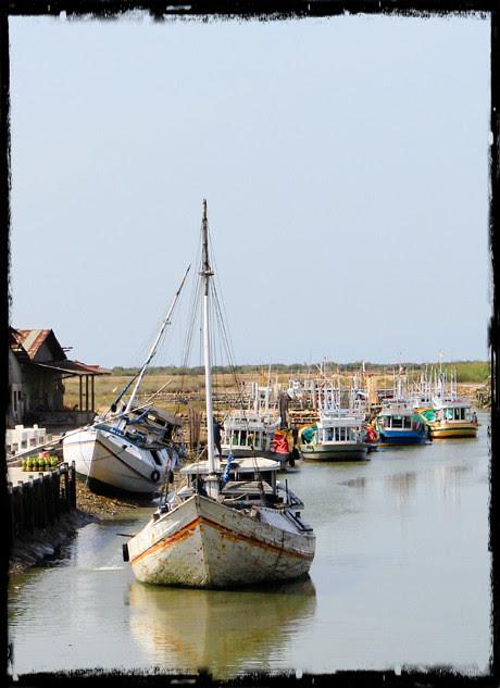 Boats Madura Tourism