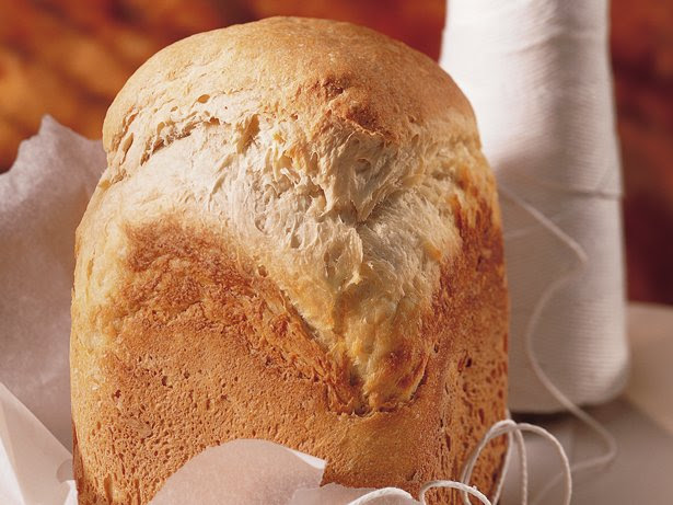 Bread Machine Crusty Sourdough Bread recipe from Betty Crocker