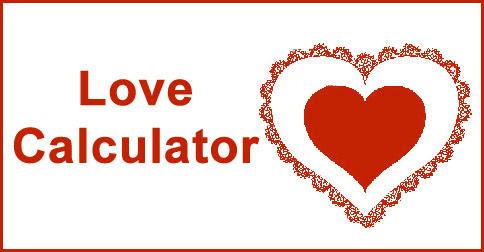 Real love calculator