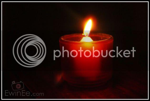 CandleEarthHourPic