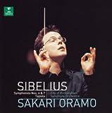 シベリウス:交響曲第6番&7番、タピオラ