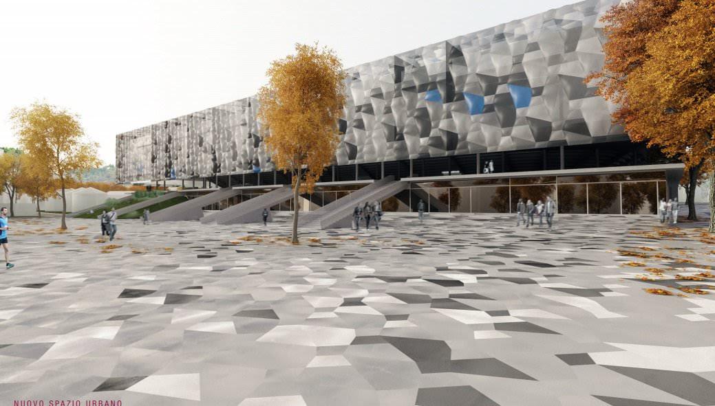 Design: Gewiss Stadium - StadiumDB.com