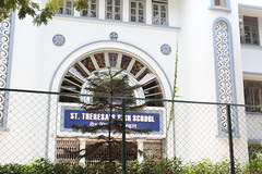 My Sons Studied At St Theresa's High School Bandra by firoze shakir photographerno1