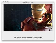 IronMan VI Screensaver