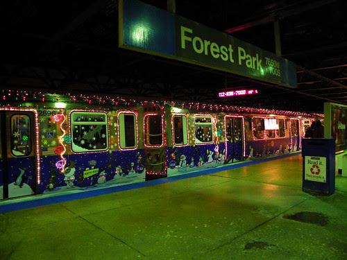 CTA Holiday Train 2009 11.29 (2)
