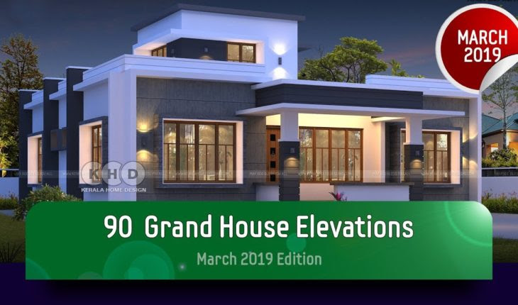 90  Best  House  Elevation  Design  Of March  2019 Home