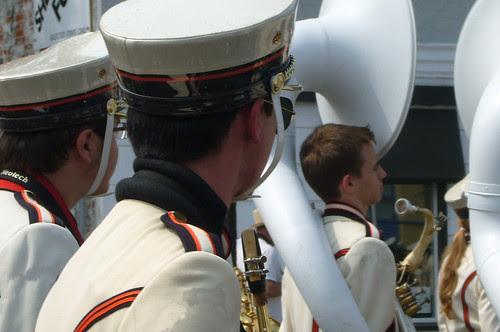 back of head band