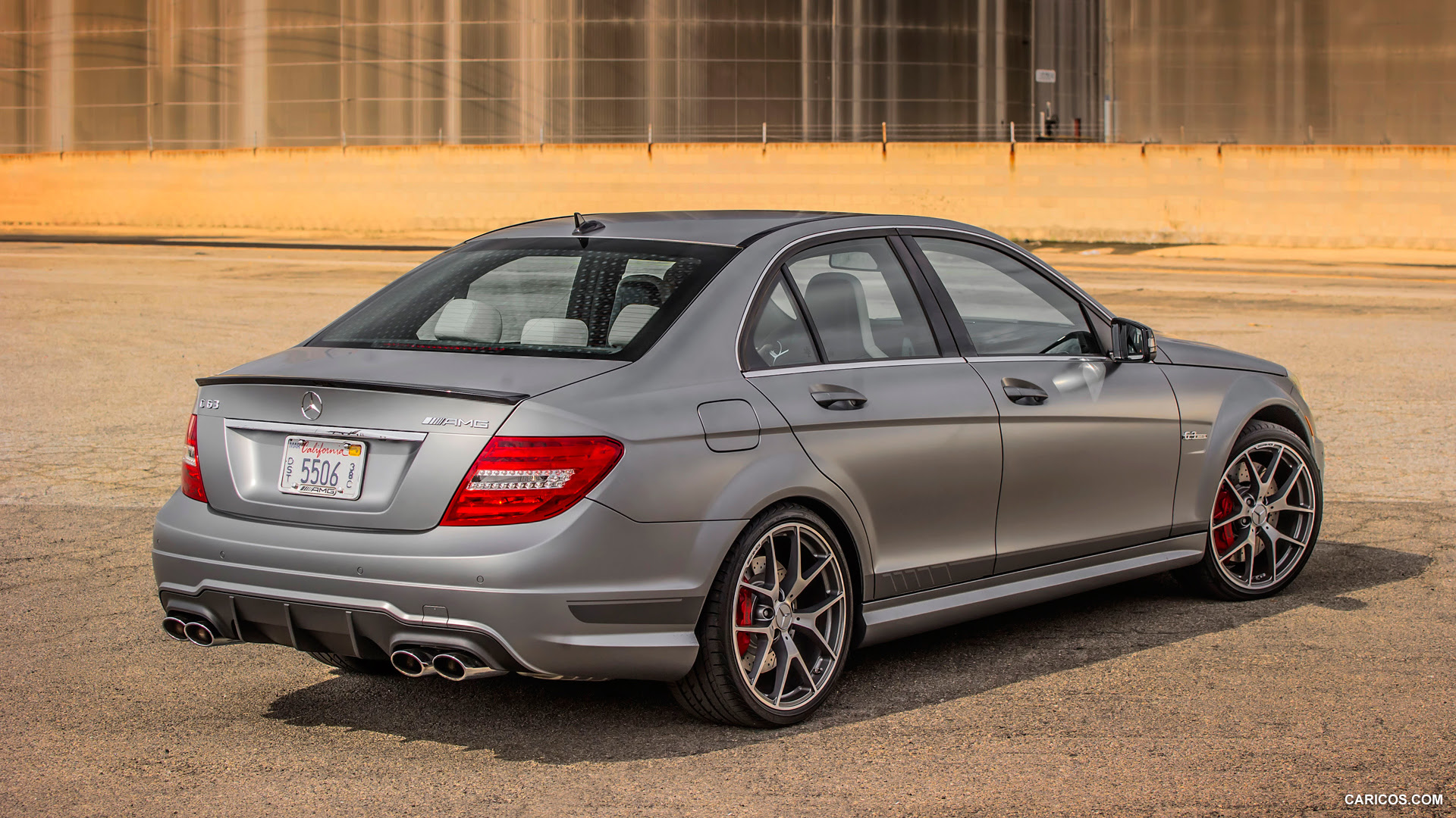 2014 Mercedes-Benz C 63 AMG Edition 507 (US Version ...