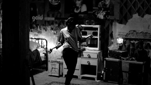 Risultati immagini per a girl walks home alone at night