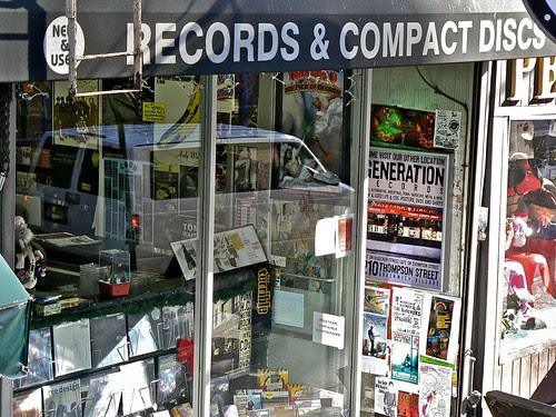 Generation records Bleecker