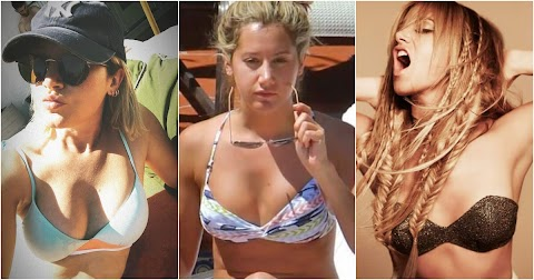 Ashley Tisdale Topless - Hot 12 Pics | Beautiful, Sexiest