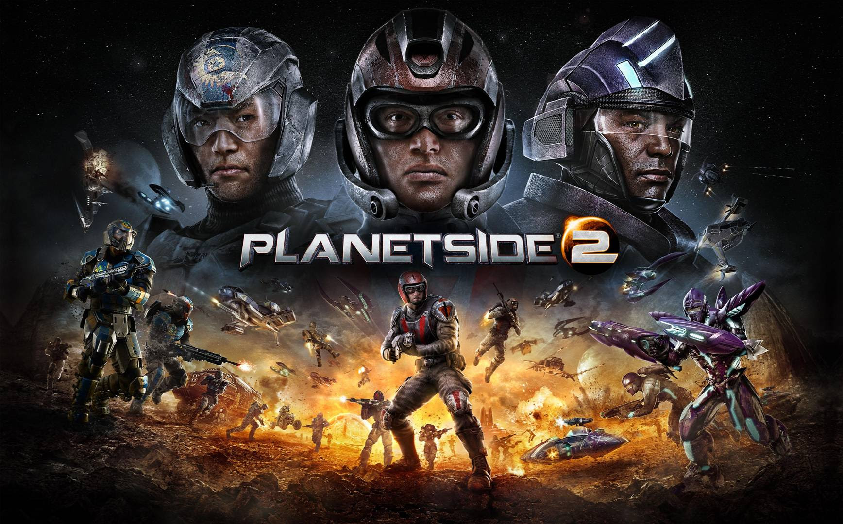 Planetside 2 free download
